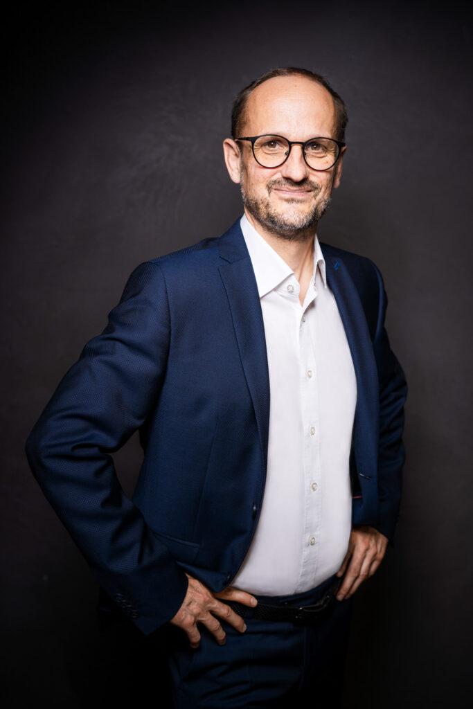 Dr. Philipp Liedl. Physiker, Technologieberater, Innovationsfachmann. Leiter Steinbeis-Beratungszentrum Technologische Transformation